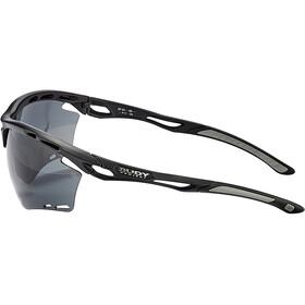 Rudy Project Propulse Okulary, matte black/smoke black